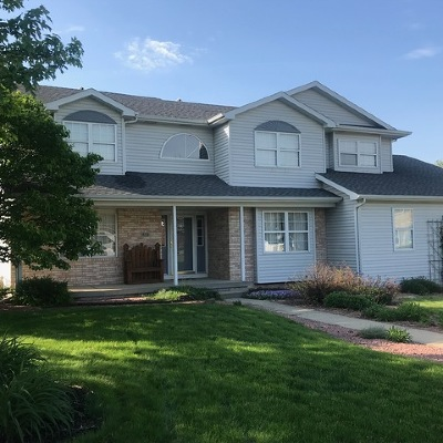 Bourbonnais Single Family Home For Sale: 1608 Waterberry Drive