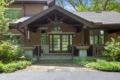 Oak Brook Single Family Home For Sale: 3109 White Oak Lane