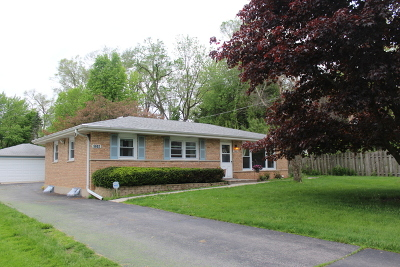 Downers Grove IL Single Family Home New: $349,000