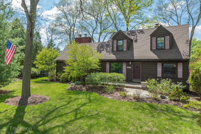 Downers Grove Single Family Home Contingent: 3904 Earlston Road