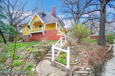 Chicago Single Family Home New: 10838 South Longwood Drive