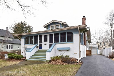 La Grange Single Family Home For Sale: 424 South Madison Avenue