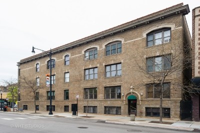 Condo/Townhouse For Sale: 3265 North Broadway Street #1