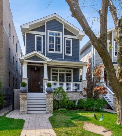 Ravenswood Single Family Home For Sale: 4438 North Winchester Avenue