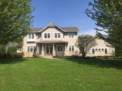 Woodstock Single Family Home For Sale: 2120 Timberline Trail