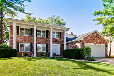 Buffalo Grove Single Family Home For Sale: 1326 Rose Court West