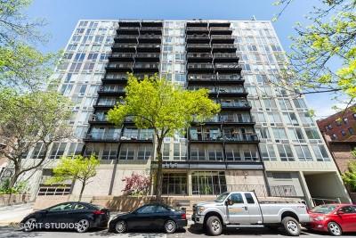 Condo/Townhouse For Sale: 450 West Briar Place #4J