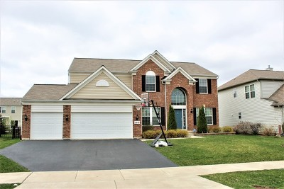 Carpentersville Rental For Rent: 3515 Carlisle Lane