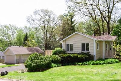 Mc Henry County Single Family Home New: 127 Meadow Lane