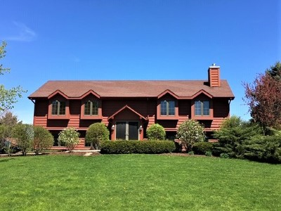 Manhattan Single Family Home For Sale: 12916 West Baker Road