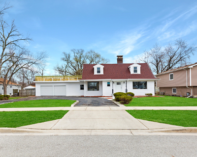 Bensenville Single Family Home For Sale: 181 Martha Street
