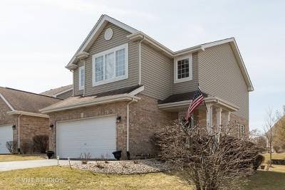 Orland Park Condo/Townhouse For Sale: 18120 Waterside Circle