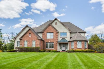 Crystal Lake Single Family Home For Sale: 3771 Tamarack Circle