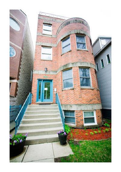Condo/Townhouse For Sale: 3033 North Racine Avenue #1