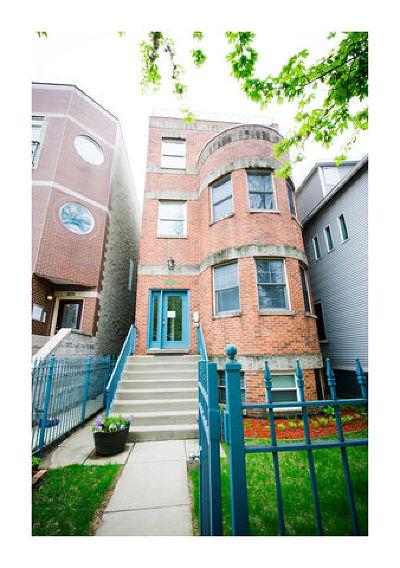 Condo/Townhouse For Sale: 3033 North Racine Avenue #3