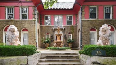 Evanston Single Family Home New: 305 Barton Avenue