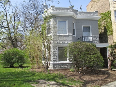 Chicago Multi Family Home New: 4636 North Milwaukee Avenue