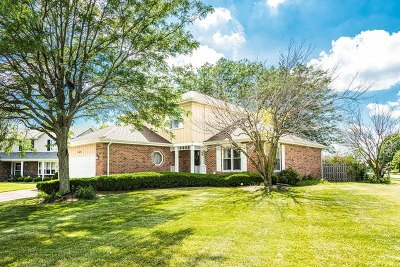 Orland Park Single Family Home New: 15500 Cherry Hills Court