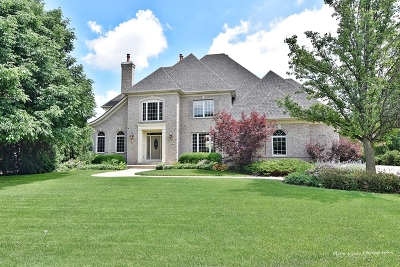 St. Charles Single Family Home For Sale: 3n965 Emily Dickinson Lane
