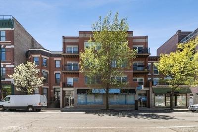 Condo/Townhouse For Sale: 2226 North Lincoln Avenue #3B