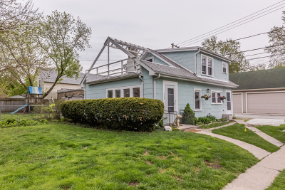 Evanston, Skokie Single Family Home For Sale: 1524.5 Main Street