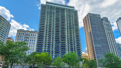 Condo/Townhouse New: 1212 North Lake Shore Drive #25AS