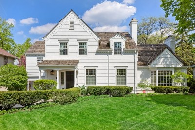 Hinsdale Single Family Home New: 21 Orchard Place