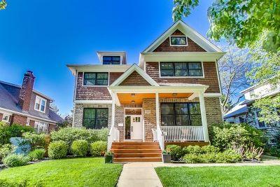 Wilmette IL Single Family Home New: $1,235,000