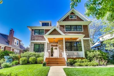 Single Family Home New: 1926 Schiller Avenue