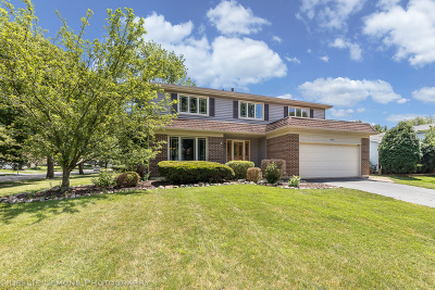Naperville Single Family Home New: 830 Bakewell Lane