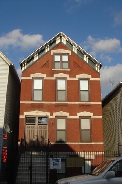 Condo/Townhouse For Sale: 1347 North Greenview Avenue #1F