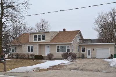 St. Charles Single Family Home New: 41w910 Burlington Road