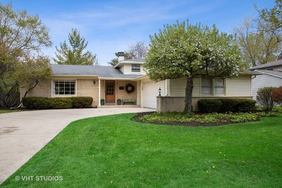 Libertyville Single Family Home For Sale: 616 Harvard Lane