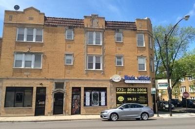 Condo/Townhouse New: 3022 North Pulaski Road #4C
