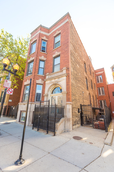 Multi Family Home For Sale: 3218 North Halsted Street