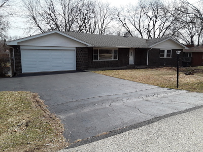 McHenry Single Family Home For Sale: 2614 Lauderdale Court