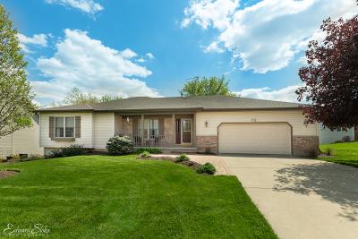 Marengo Single Family Home For Sale: 725 Bauman Street