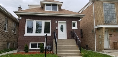 Cicero Single Family Home New: 2520 South 59th Court