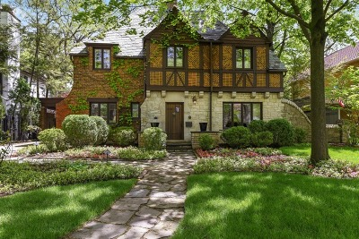 River Forest Single Family Home For Sale: 1135 Forest Avenue