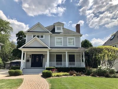 Elmhurst Single Family Home For Sale: 487 South Arlington Avenue