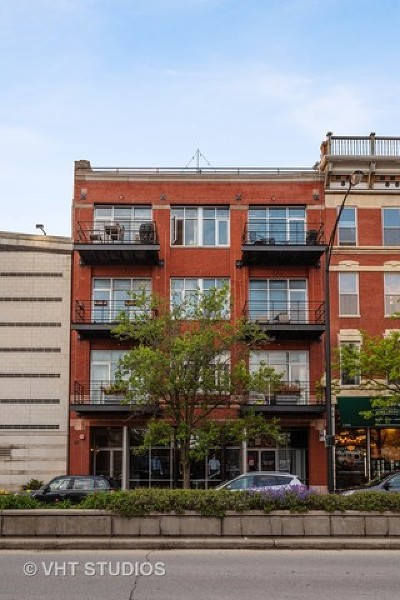 Condo/Townhouse New: 1344 West Madison Street #402