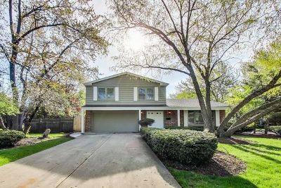 Glenview Single Family Home For Sale: 3220 Maple Leaf Drive