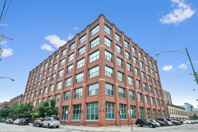 Condo/Townhouse For Sale: 312 North May Street #2IJ