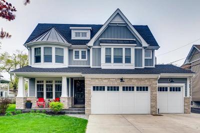 Elmhurst Single Family Home For Sale: 383 North Kenilworth Avenue
