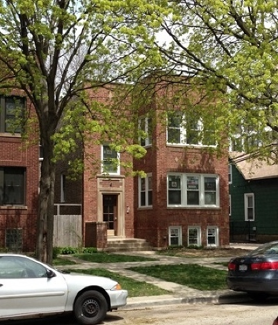 Chicago Multi Family Home New: 1618 West Thorndale Avenue