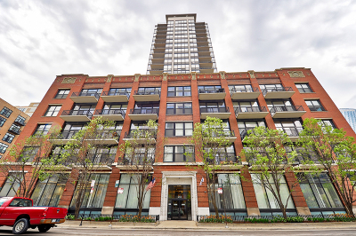 Chicago Condo/Townhouse New: 210 South Desplaines Street #607