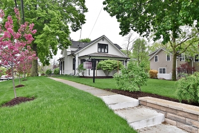 Geneva Single Family Home For Sale: 118-122 Campbell Street