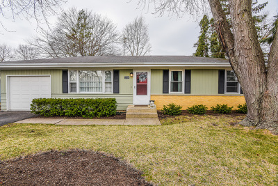 St. Charles Single Family Home For Sale: 1709 Lucylle Avenue