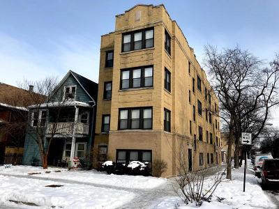 Condo/Townhouse For Sale: 3022 West Belle Plaine Avenue #G