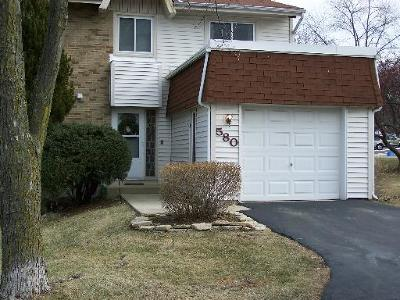 Bolingbrook Condo/Townhouse Price Change: 580 Eric Way